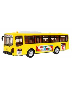 Školský autobus žltý